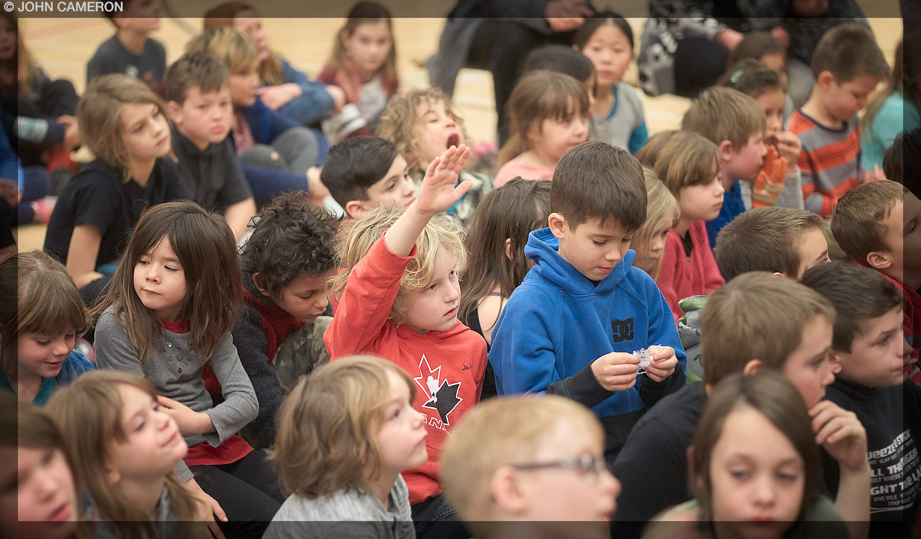 Fernwood School get a visit from the the Lieutenant Governor