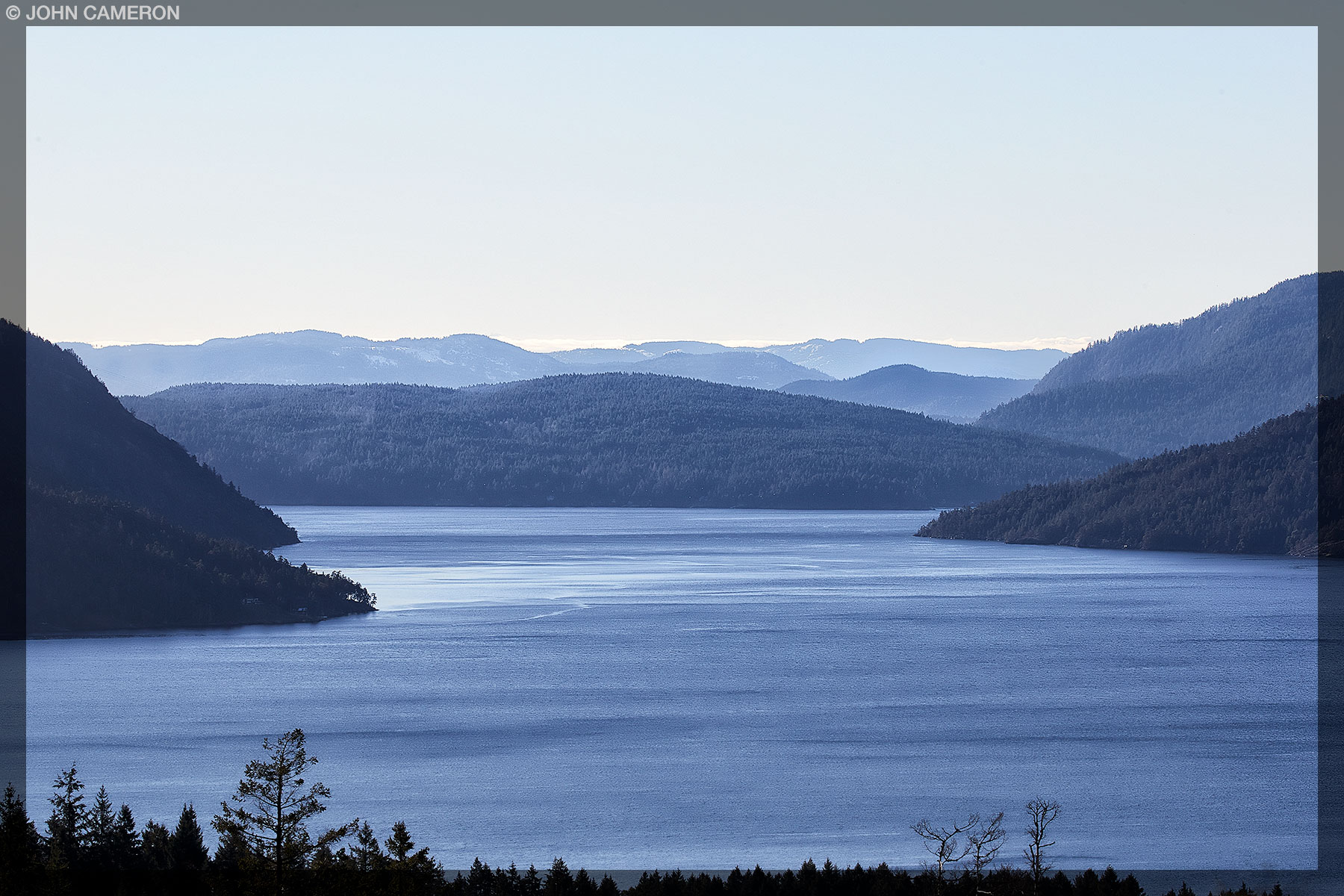 Another Favourite Salt Spring View