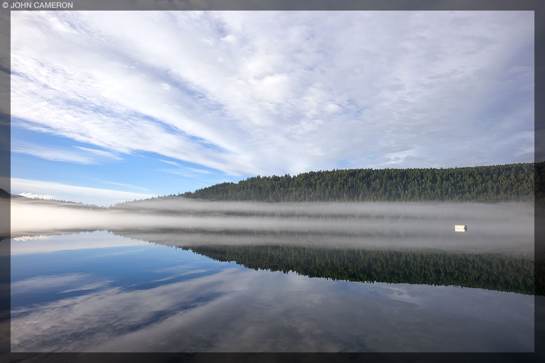 St. Mary Lake, Salt Spring Island