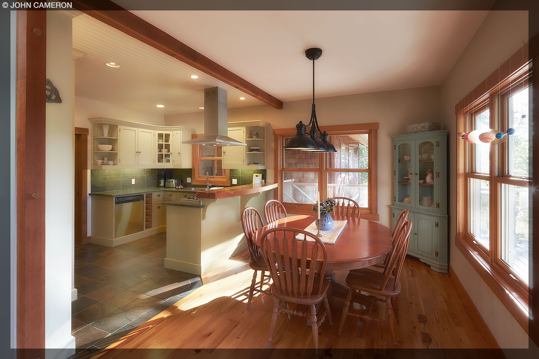 A Salt Spring Kitchen