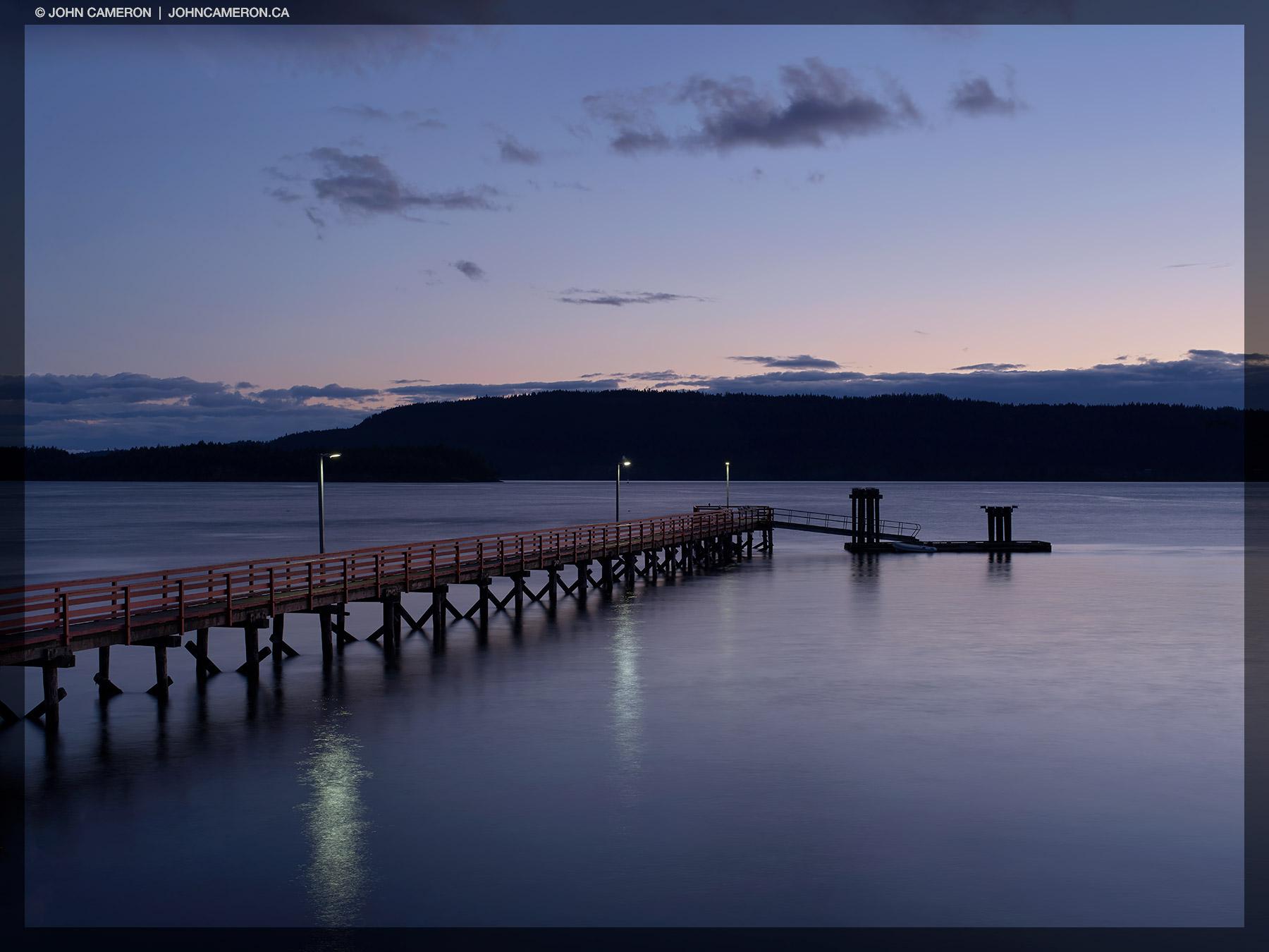 Pre-Dawn at Fernwood Pier