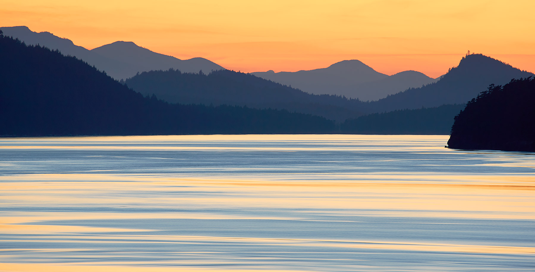 Gulf Islands Revisited ©johncameron.ca