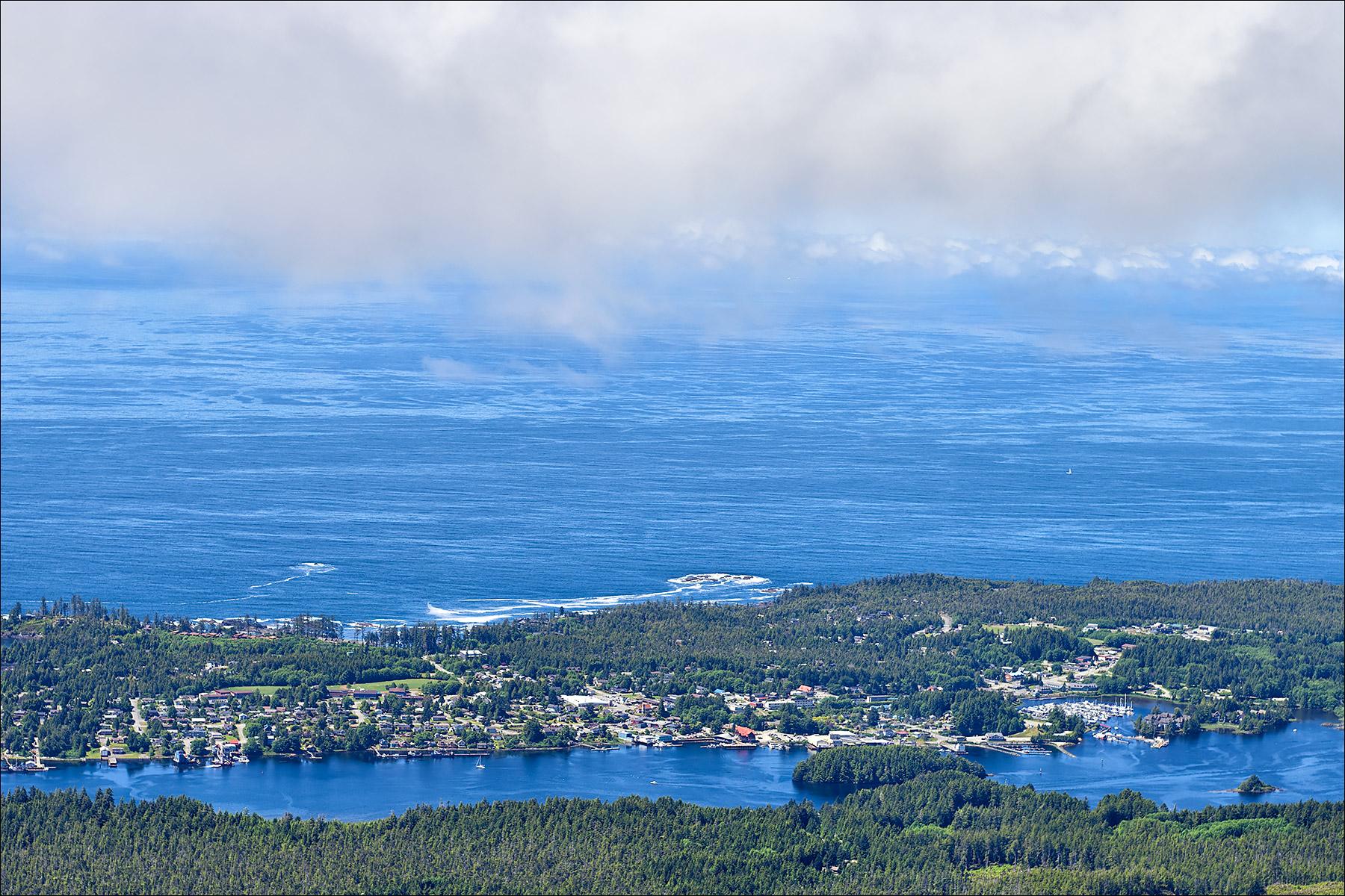 View from Mount Ozzard ©johncameron.ca