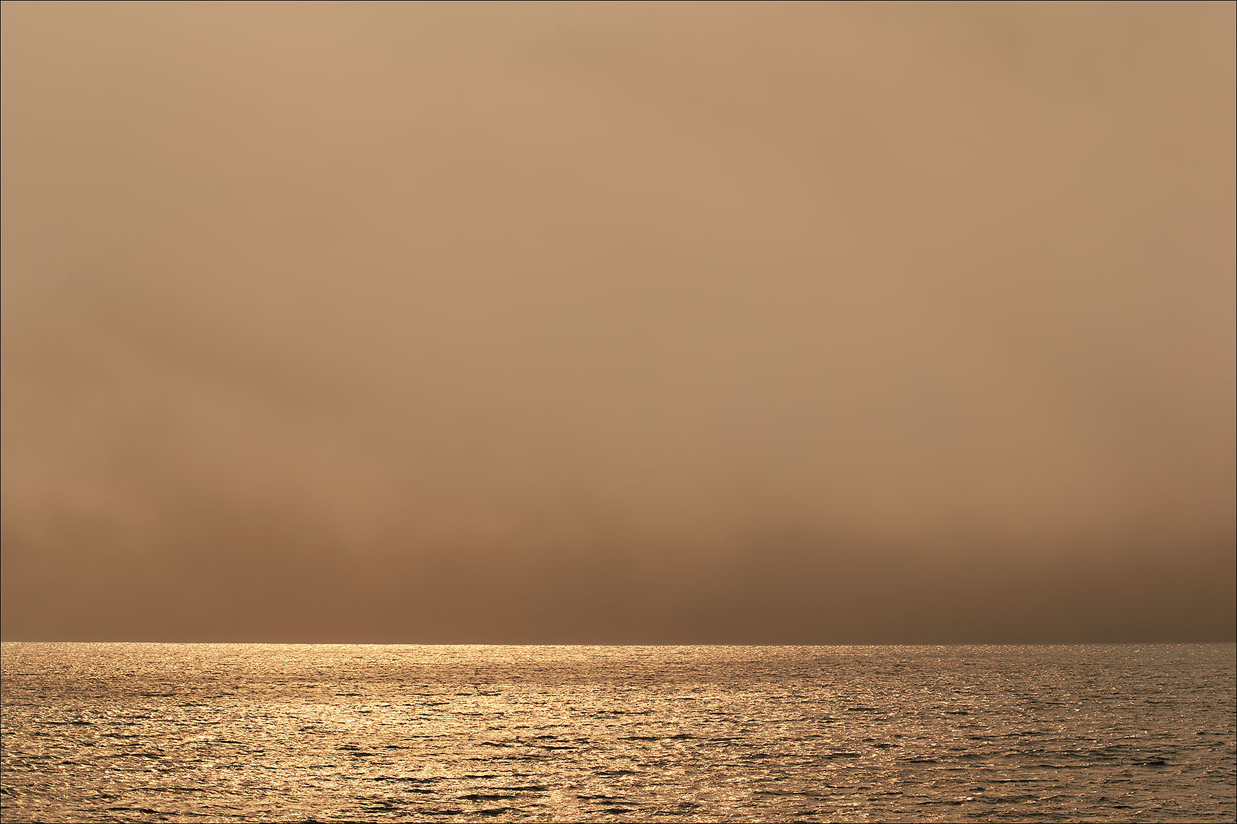smoke and fog on Vancouver Island's west coast ©johncameron.ca