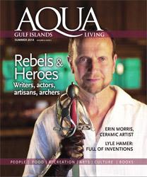 Aqua Cover, John Cameron