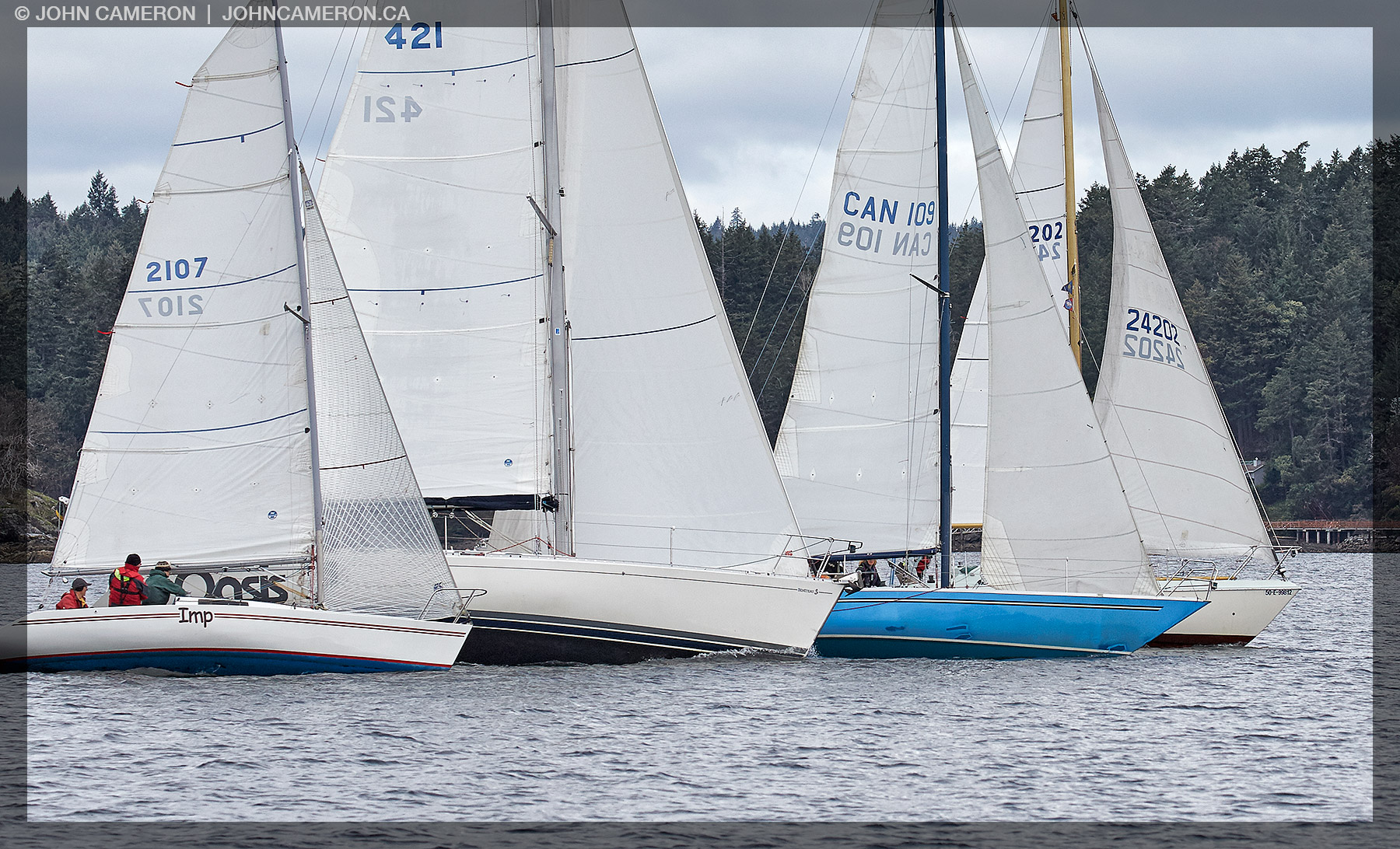 Close quarters at the start of the Bas Cobanli Race 2017