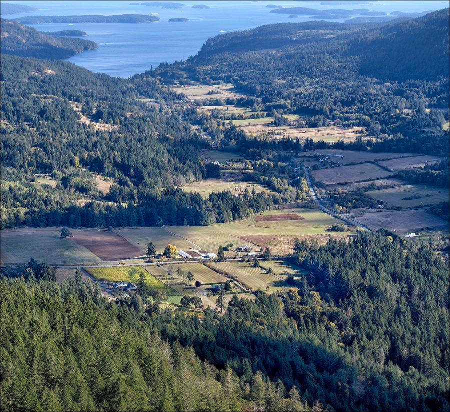 Fulford/Burgoyne Valley ©johncameron.ca