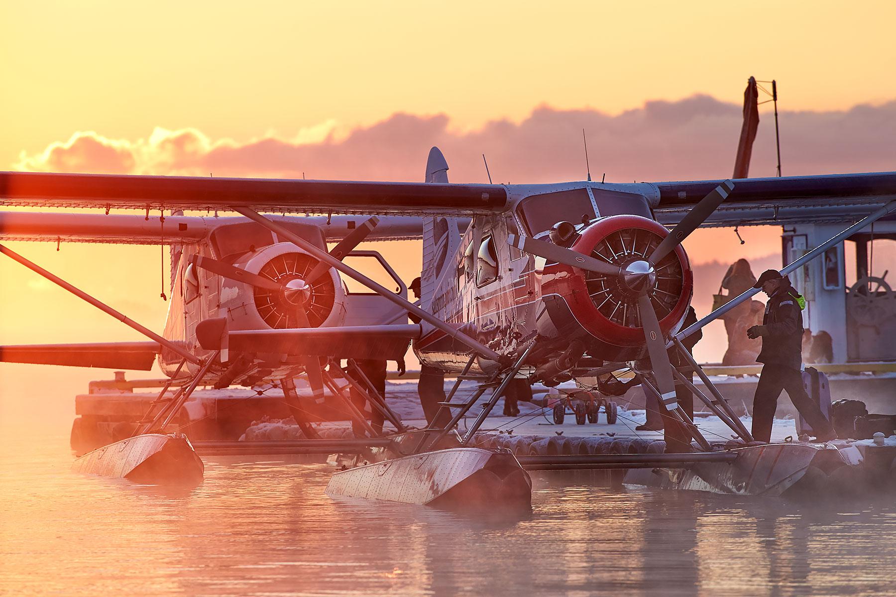 December Flights ©johncameron.ca