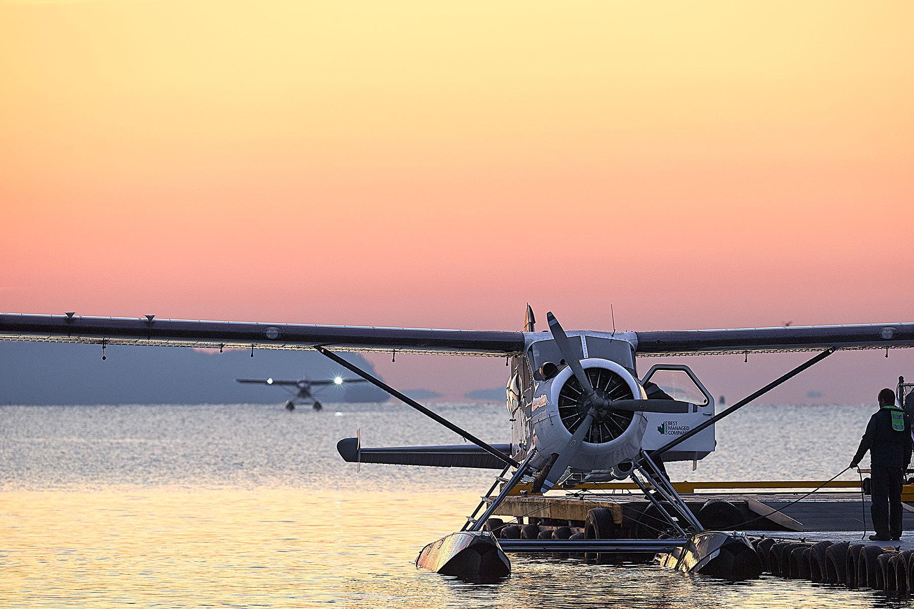 Ganges Aerodrome ©johncameron.ca
