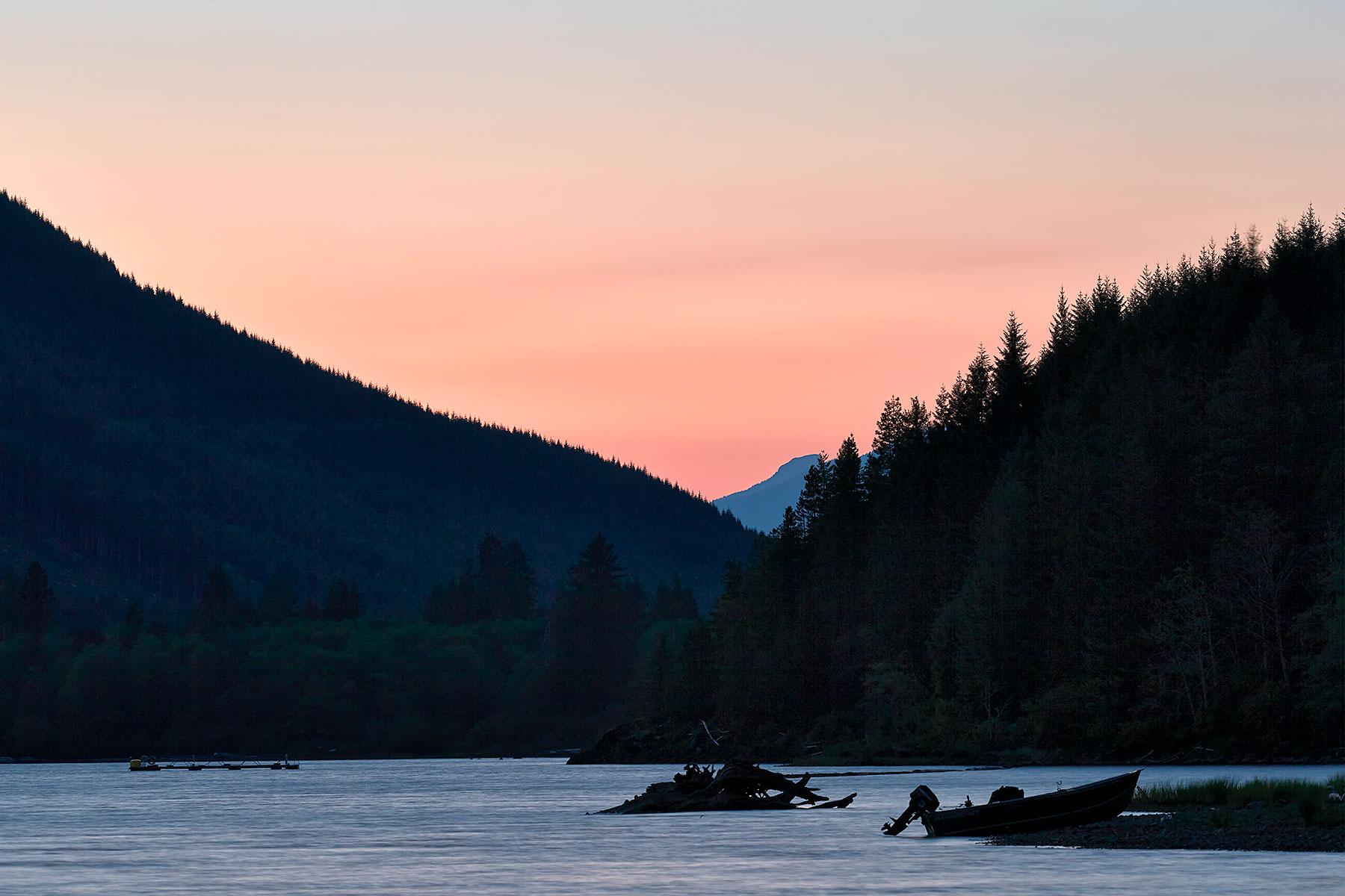 Muchalat Evening © johncameron.ca