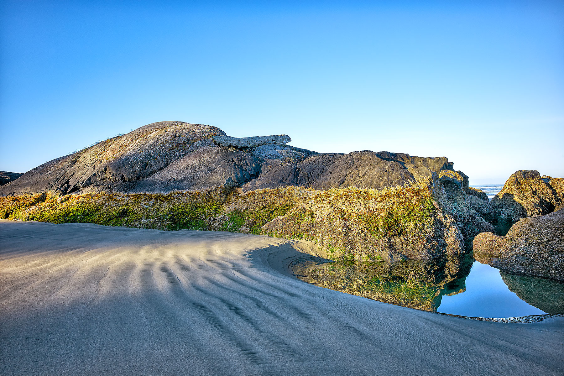 First Light, Pacific Rim National Park ©johncameron.ca