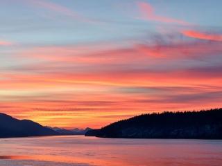 Saturna Evening ©johncameron.ca