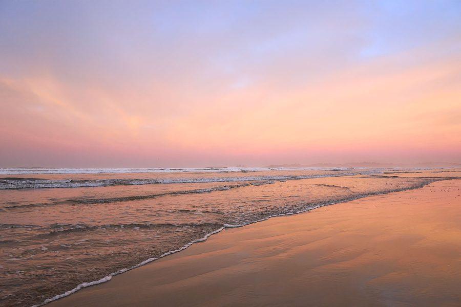 Summer Evening at Long Beach © johncameron.ca