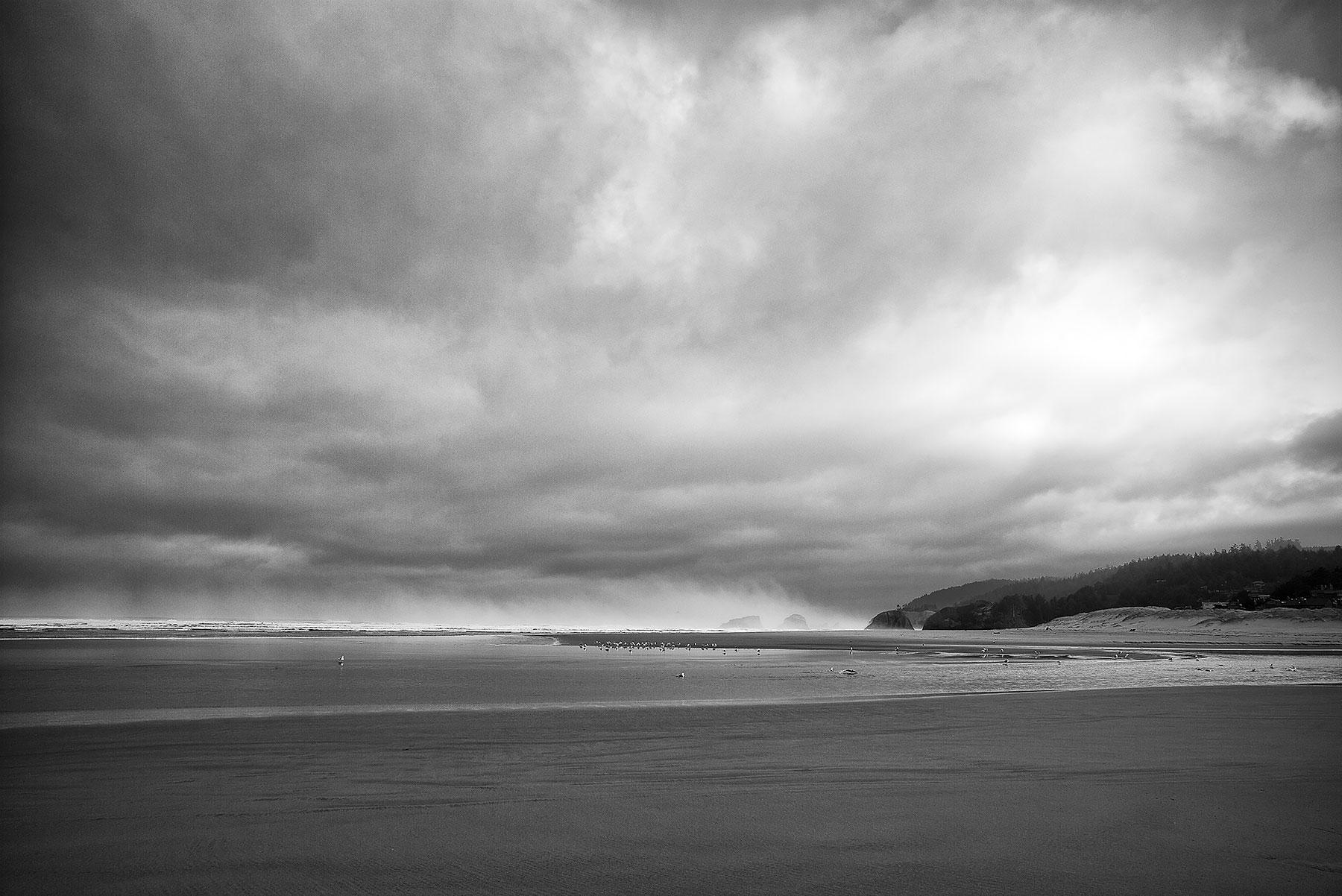 Oregon Beach Walk ©johncameron.ca