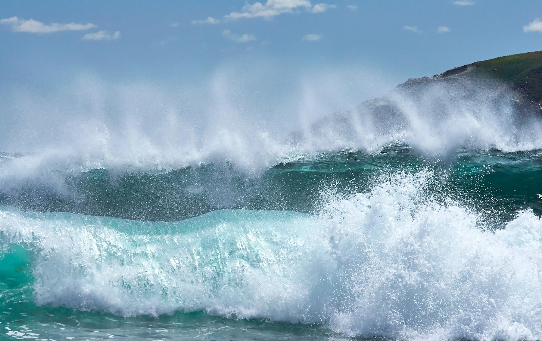 Witless Bay Surf, Newfoundland ©johncameron.ca